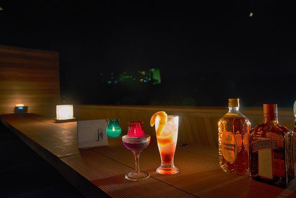 満月と新月の夜にだけオープンする大人の隠れ家|熱川プリンスホテル