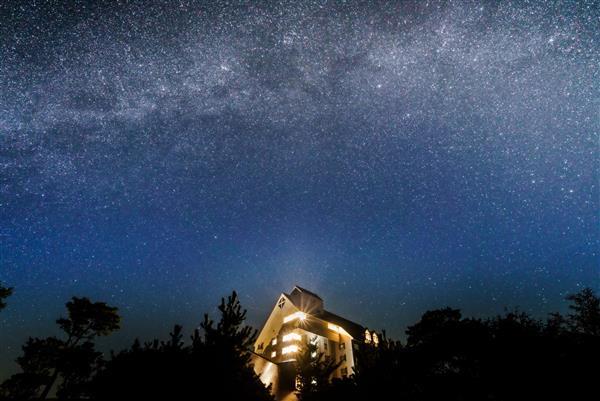 伊豆で一番星に近いリゾートでの星空観賞会!第3回ハーヴェストスタ